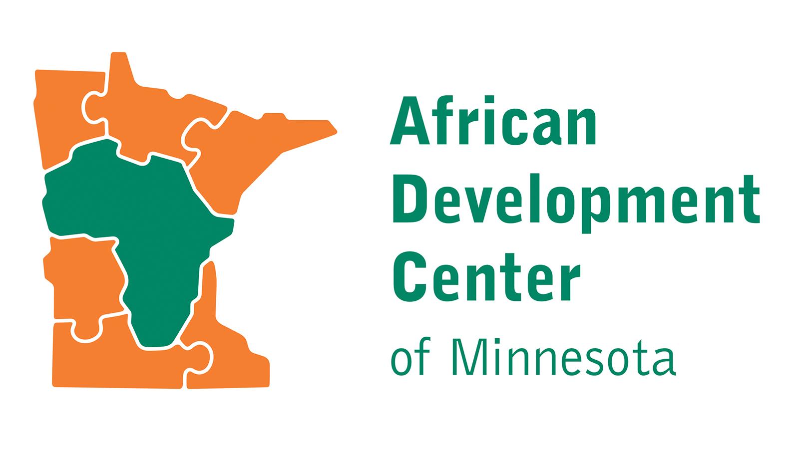 African Development Center Logo