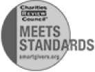 Charity Review Council: Meets Standards