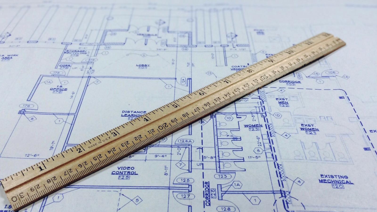 blueprint photo
